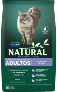Natural для взрослых кошек